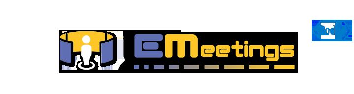 EMeetings logo